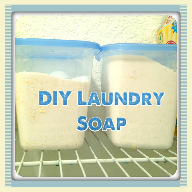 Easy DIY Laundry Soap For The Busy Family