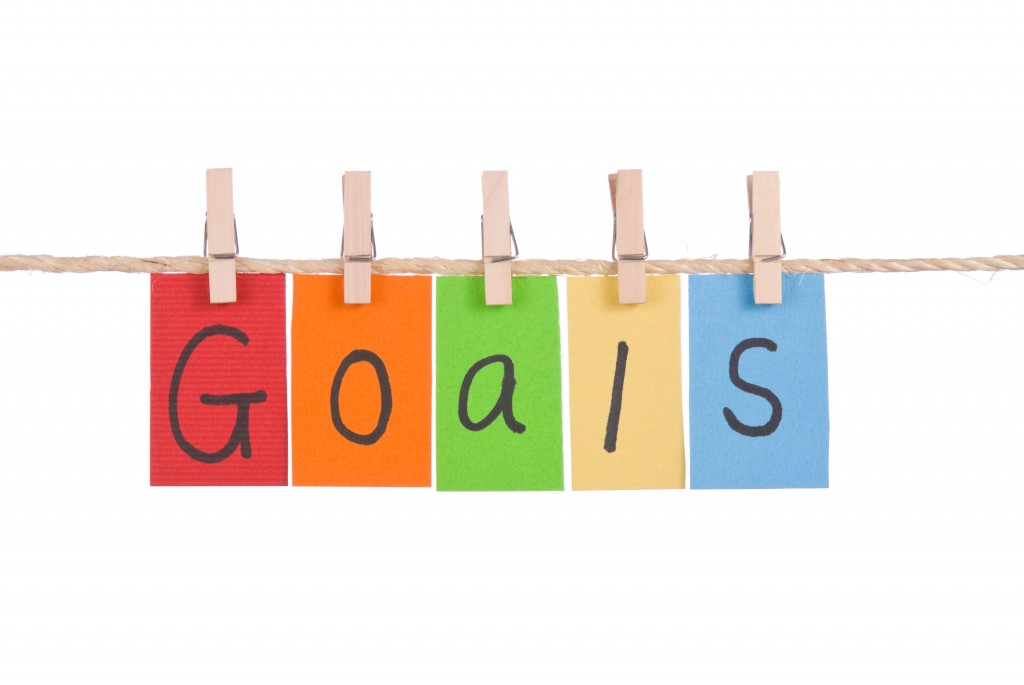 Weekly Goals {And How I Did Last Week}