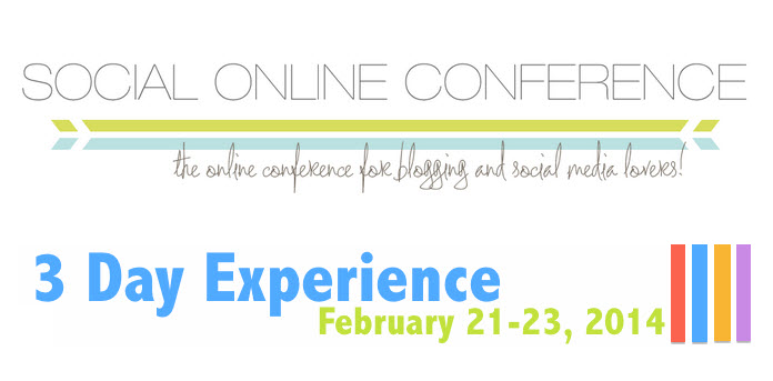 Social Online Conference – Feb 21-23, 2014