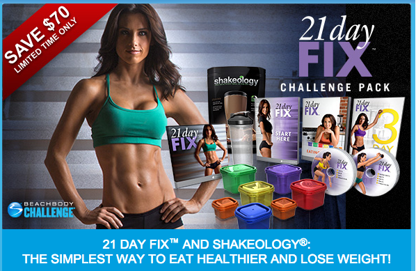Dropping the Pounds: Join the 21 Day Fix Challenge With Me!