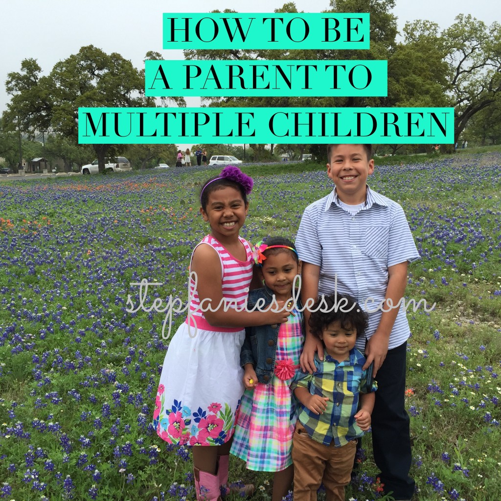 How To Be a Parent to Multiple Children