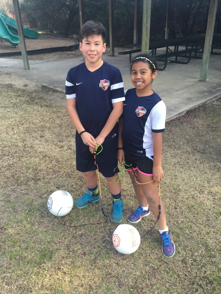 Soccer Training with the Soccer Sidekick, Plus a Giveaway