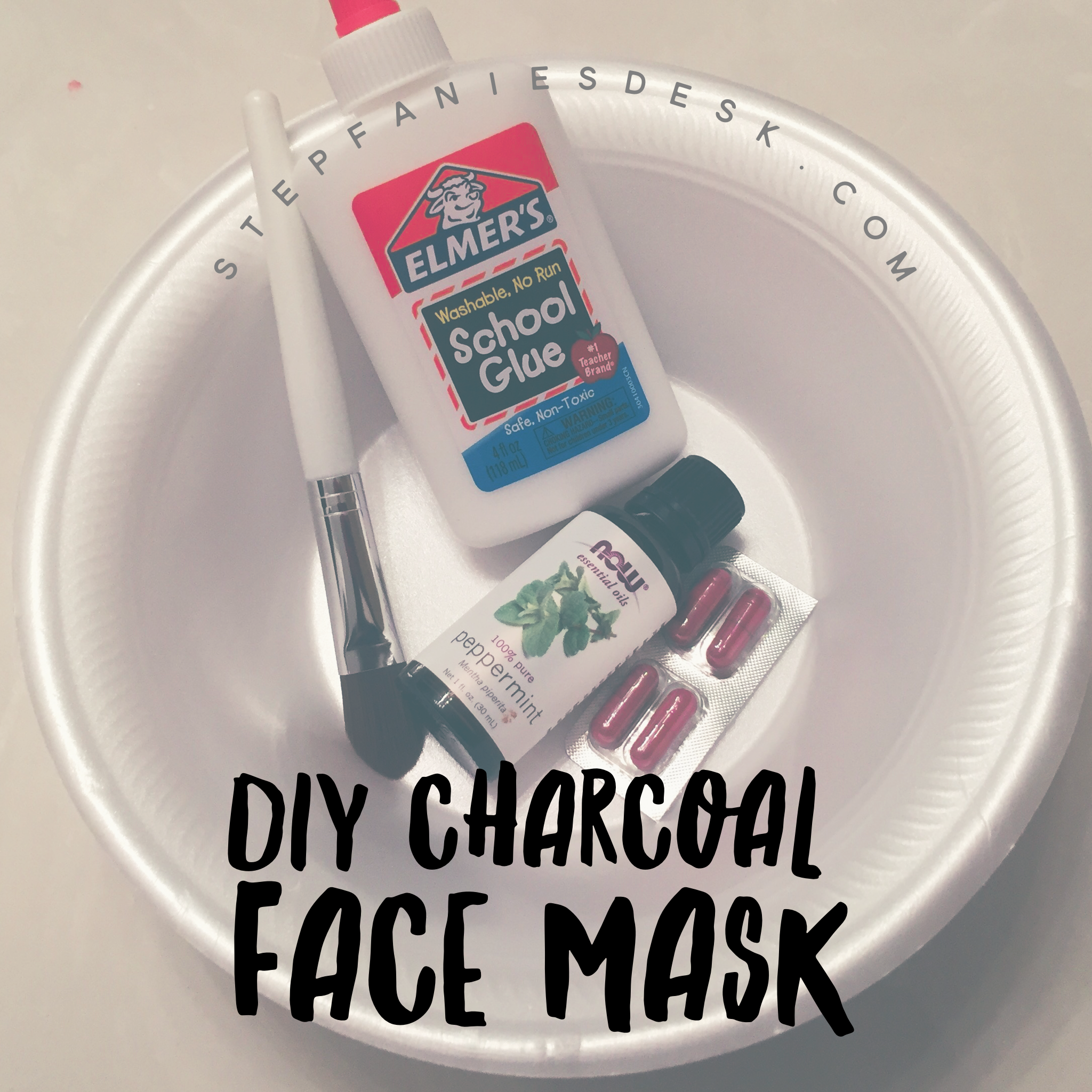 Diy Skincare Activated Charcoal Mask