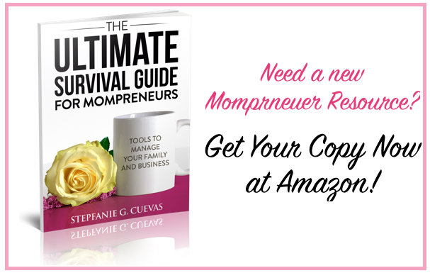 The Ultimate Survival Guide For Mompreneurs Kindle Ebook